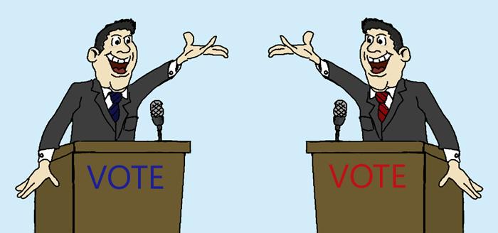 politicians.