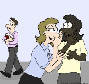 Courts attitude to litigants in person