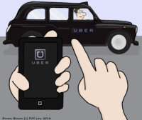 Uber Appeal Granted