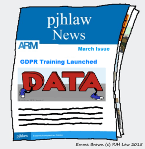 GDPR Training Launched