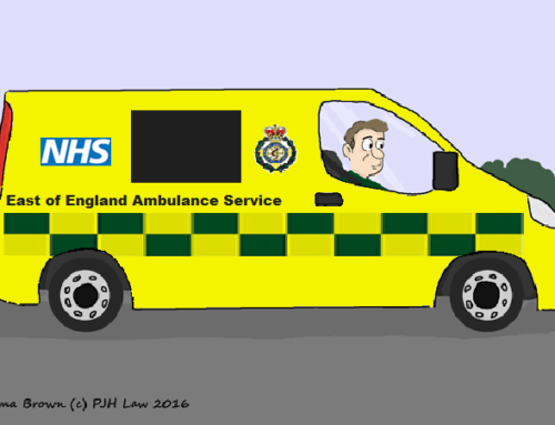 Flowers v East of England Ambulance Service NHS Trust