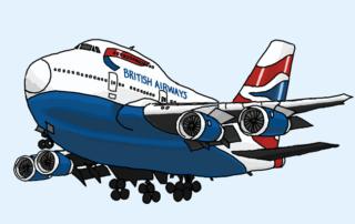 British Airways v Pinaud