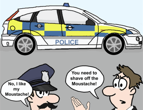 Sex Discrimination News – Police Officer Received Detrimental Treatment due to not Shaving off Moustache